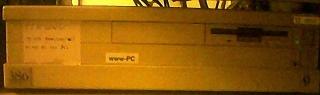 Der alte TTXWWW PC