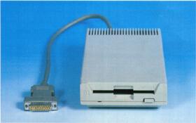 Amiga 500 External Floppy Drive