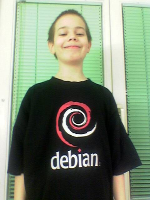 Debian @ Simon