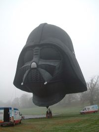Dart Vader Balloon
