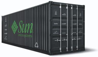 Sun Blackbox Container