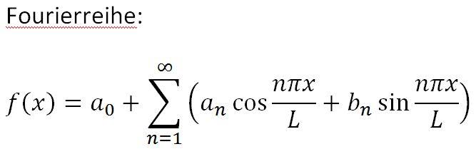 Formel in Word