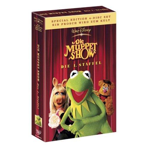 Die Muppet Show - Die erste Staffel (Special Edition, 4 DVDs)