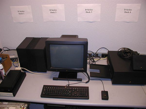 Complete NeXT computer system
