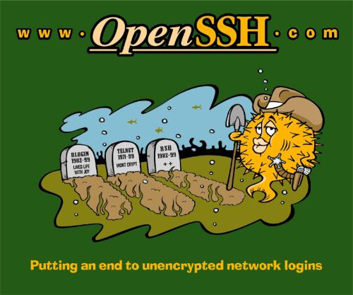 OpenSSh T-Shirt