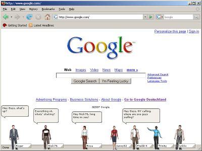 Weblins @ Google