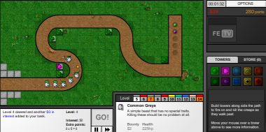 Screenshot Twoer DEfense 2