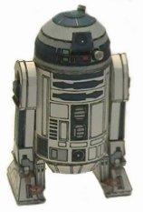 R2-D2 paper model