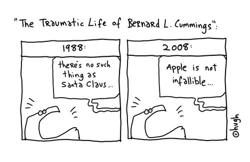 gapingvoid: the traumatic life