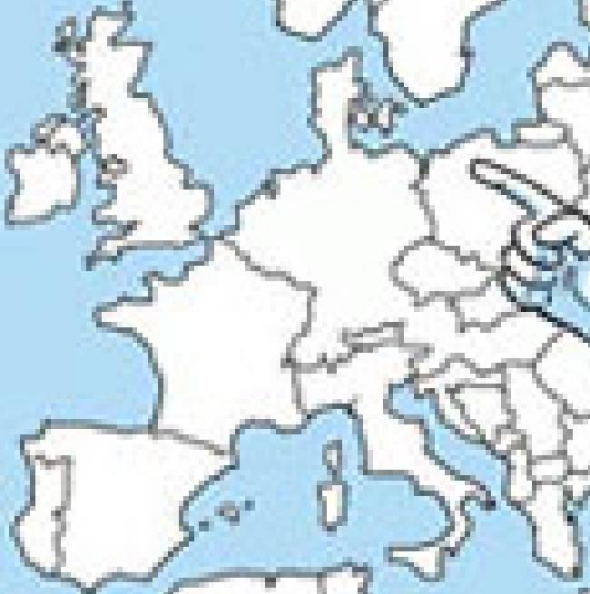 Geographie gezoomt