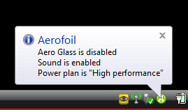 Aerofoil Screenshot