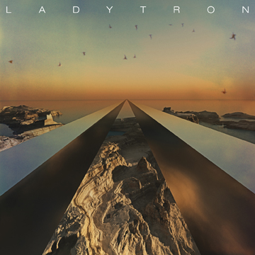 Ladytron 'Gravity The Seducer' cover
